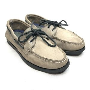 Sperry Topsider Men's Classic Boat Shoes Tan
